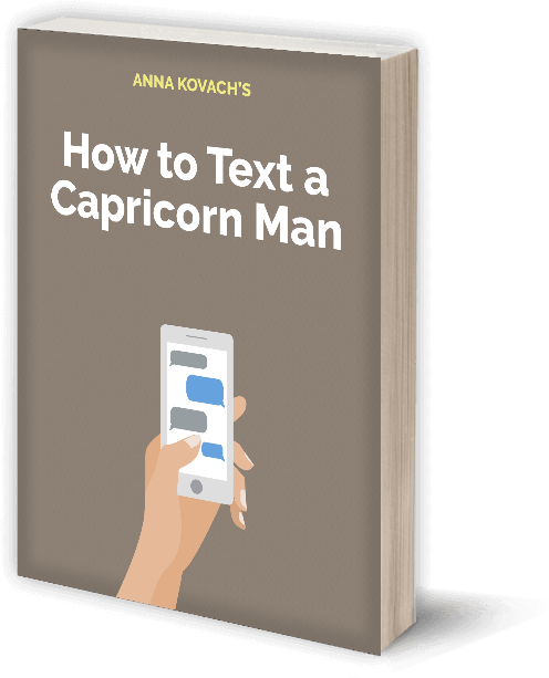 Advice for hookup a capricorn man