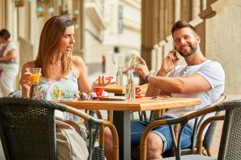 Is Capricorn Man Interested or Not? The First Date Dilemma