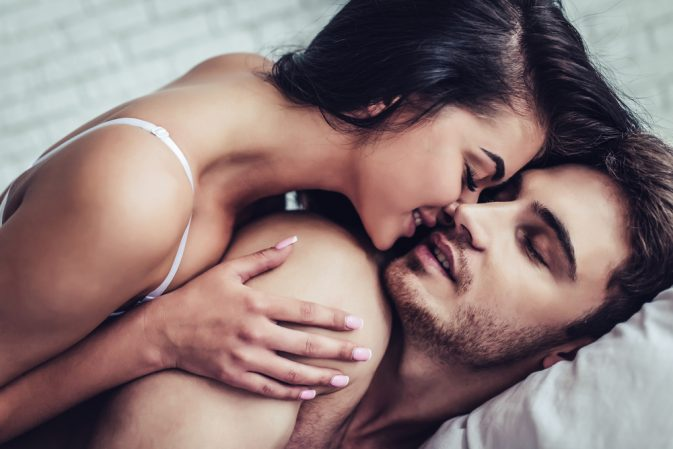how to seduce a Capricorn man in bed