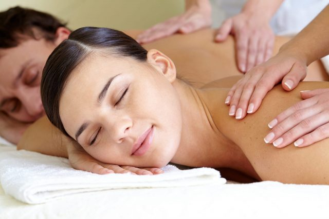 A Couple's Massage With Capricorn Man