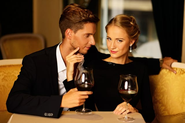 Going Wine Tasting With a Capricorn Man