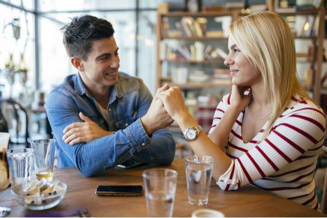 Flirting Low-Key With A Capricorn Man